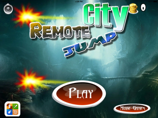 City Remote Jump - Flying Chase Amazing screenshot 9