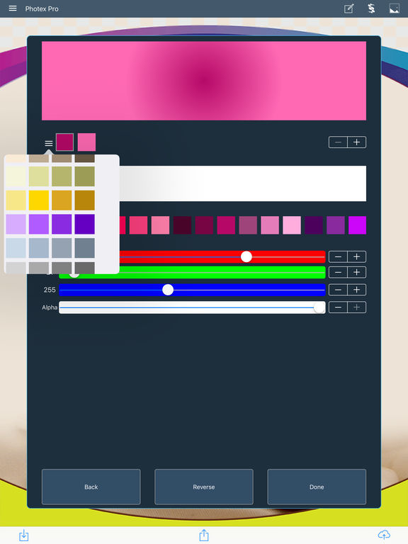 Photex Pro : Text on Photos screenshot 8