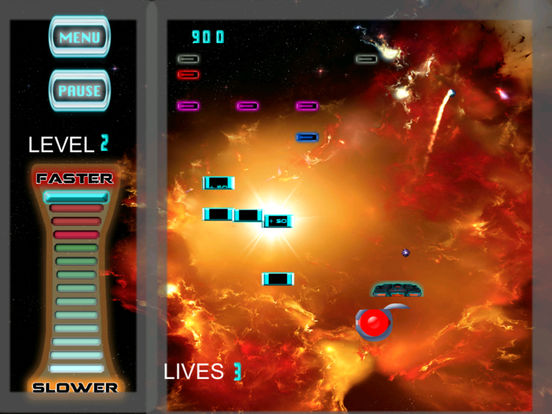 Arkeid Blocks Of War - Amazing Breakout Kings Games screenshot 10