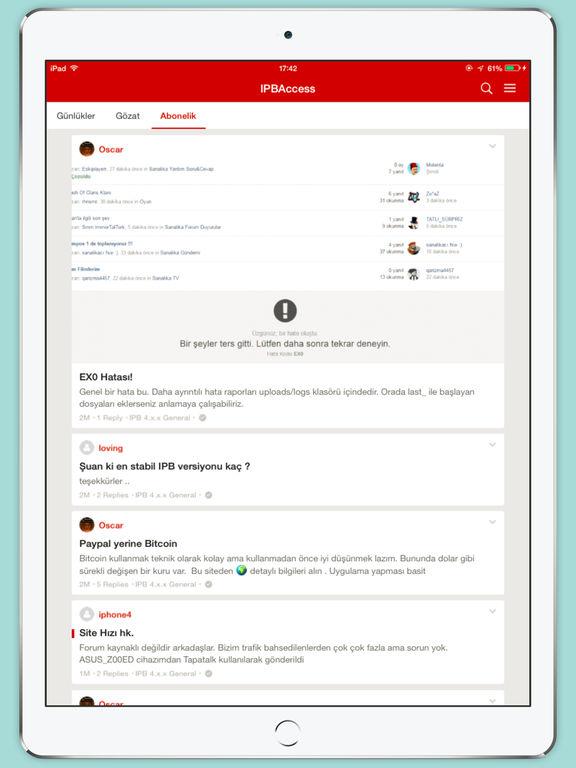 IPBAccess screenshot 4