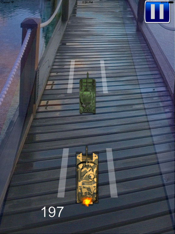 Crazed Speed Of Tanks Pro - A Iron Tank Game screenshot 8