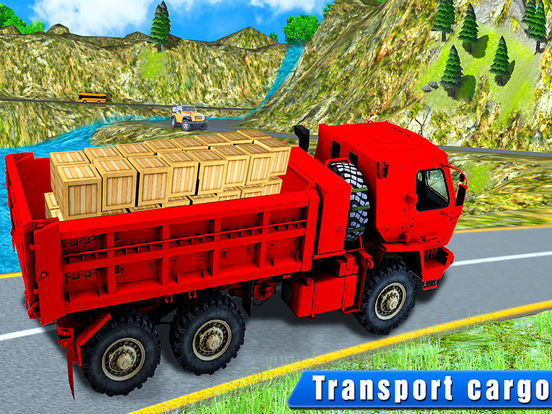 Truck Drive Cargo 3D screenshot 6