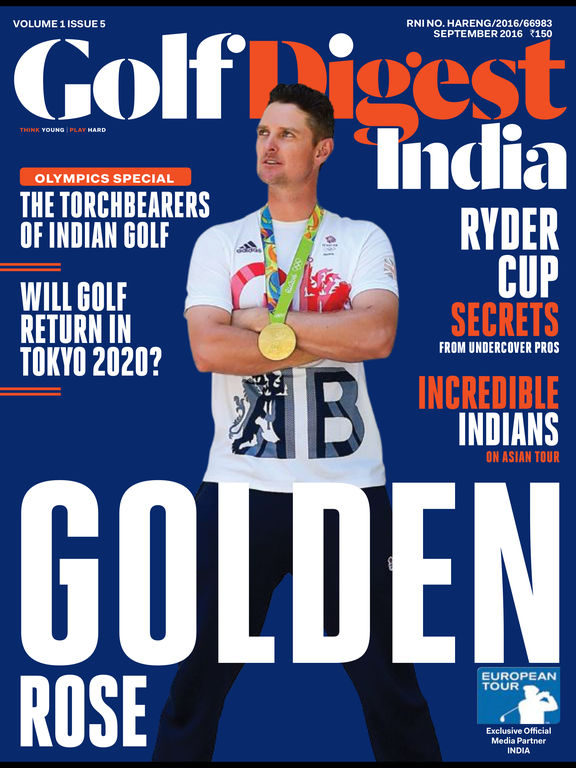 Golf Digest India screenshot 6