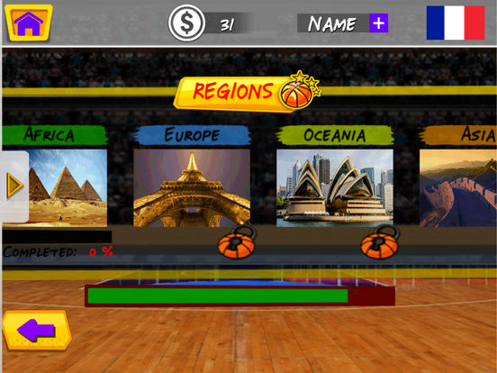 Basketball LIVE slam dunks: Extreme basketball hoops to practice for NBA titles by BULKY SPORTS screenshot 7
