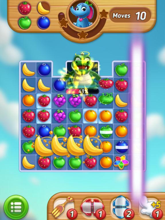 Fruits Mania : Elly's travel screenshot 8