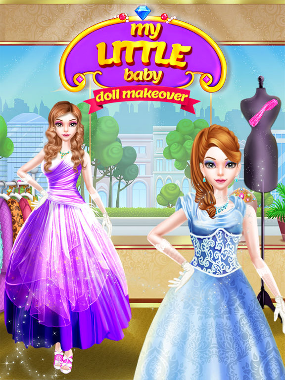 My Little Baby Doll Makeover screenshot 10