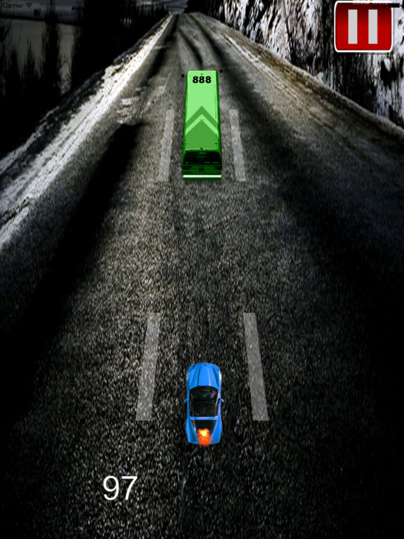 A Fast Speed To The Bitter End Pro - A Hypnotic Game Of Driving screenshot 7