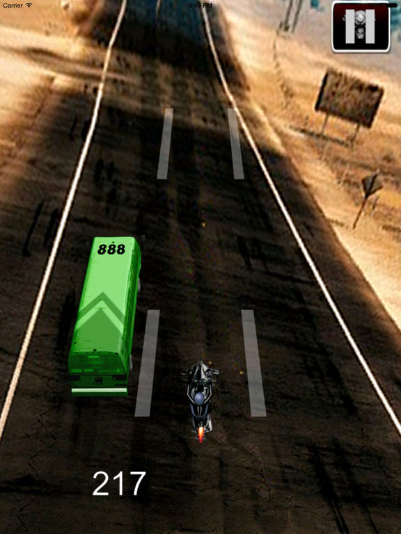 A Nitro Biker Race Ultra - Motorcycle Driving 3D Game screenshot 8
