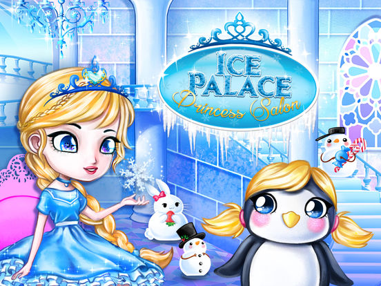 Ice Palace Princess Salon - No Ads screenshot 6