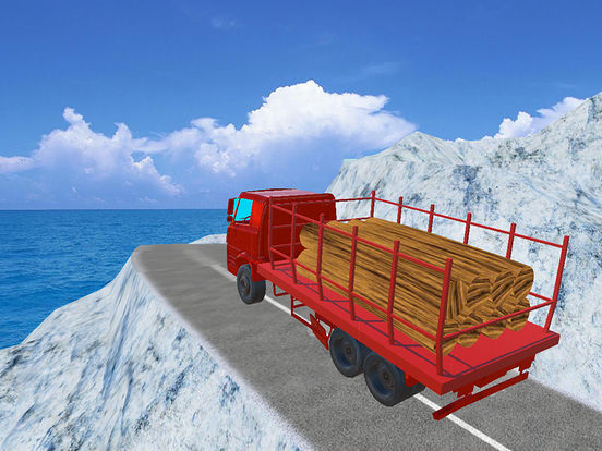 PK truck driver simulator screenshot 8