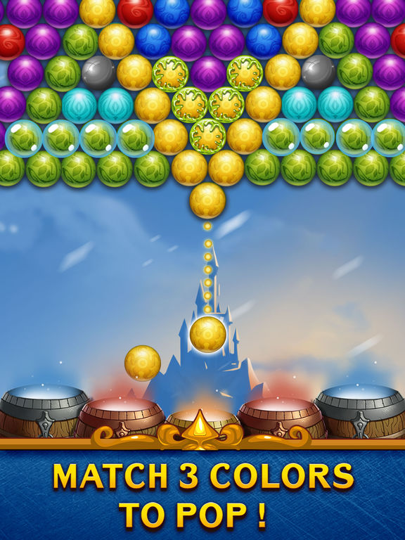 Bubble Shooter Epic Legend screenshot 10