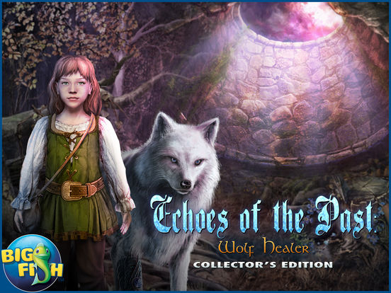 Echoes of the Past: Wolf Healer HD (Full) screenshot 5