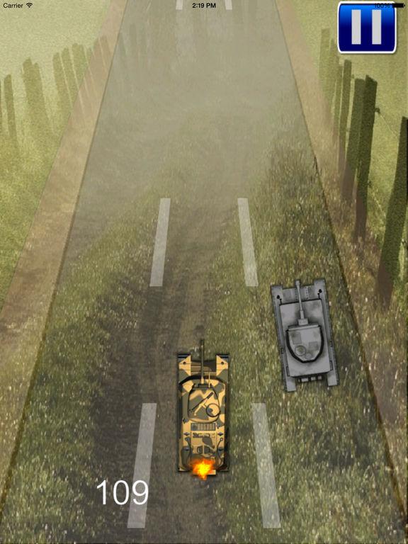 A War World Of Tanks - Simulator Machine Game screenshot 7