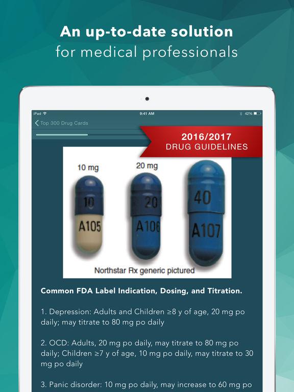 Prescription Drug Cards : Top 300 screenshot 6