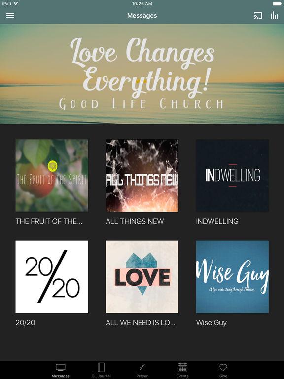 Good Life Church screenshot 4