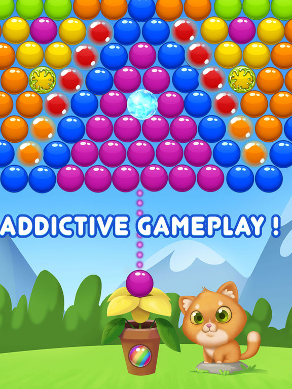 Bubble Shooter! Cat screenshot 10