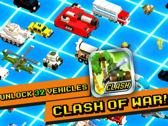 Clash of war! screenshot 7