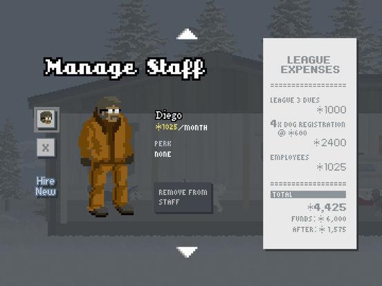 Dog Sled Saga screenshot 10