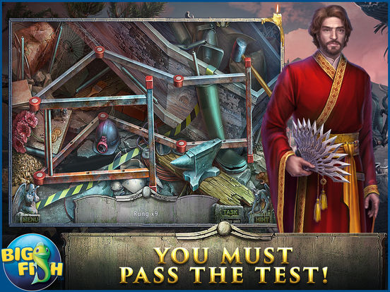 Redemption Cemetery: Clock of Fate - A Mystery Hidden Object Game (Full) screenshot 7