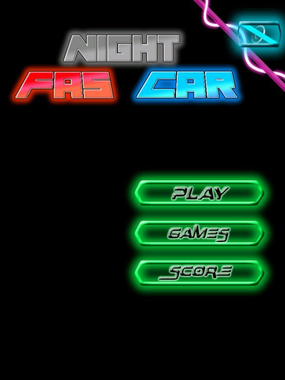 A Night Fast Car - Speed Tuning! screenshot 5