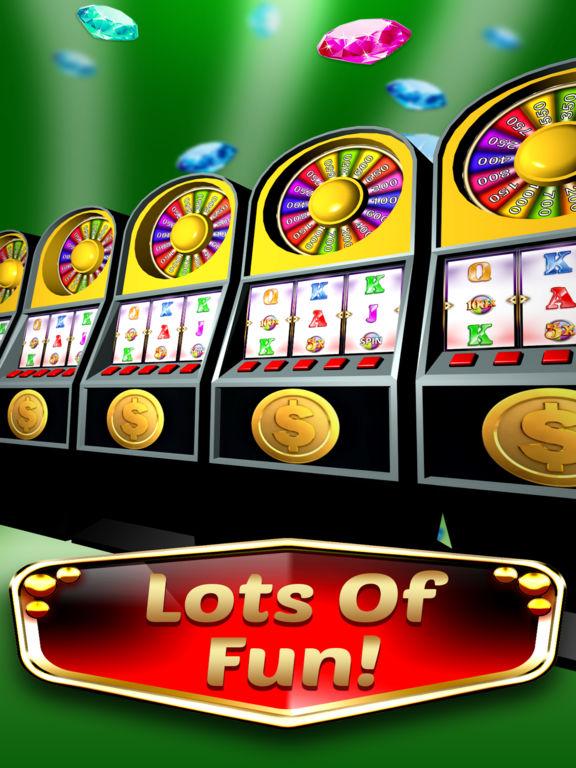 Multi Diamond Casino Slots screenshot 9