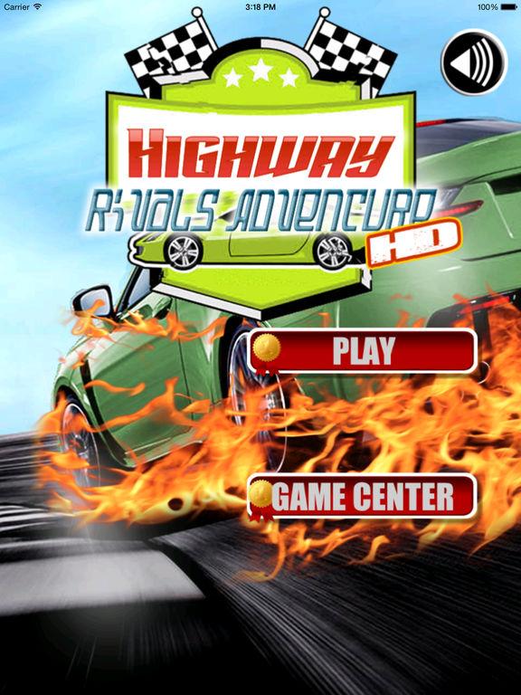 A Highway Rivals Adventure HD Pro - Adrenaline Simulator Game screenshot 6