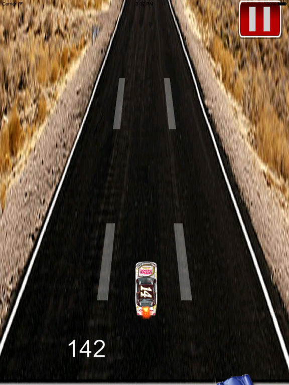 Cars In A blazing Asphalt - An Addictive Game Of Speed screenshot 9