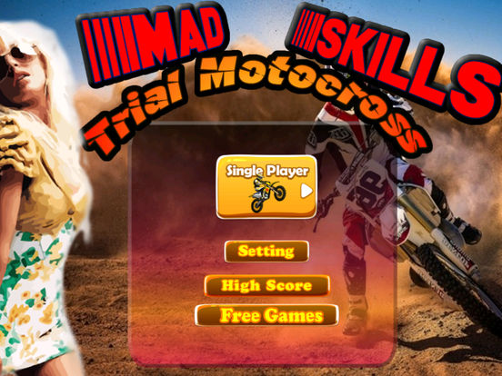 Mad Skills Trial Motocross Pro - Xtreme Bike screenshot 6