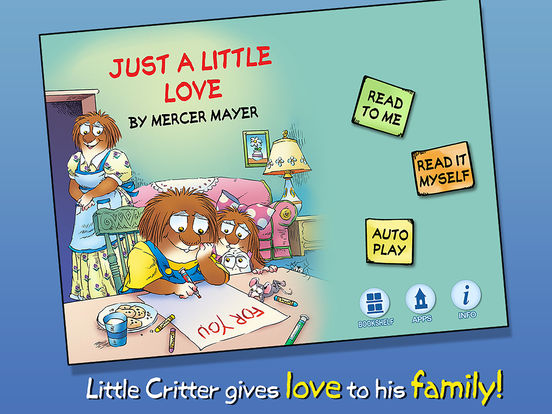 Just a Little Love - Little Critter screenshot 5