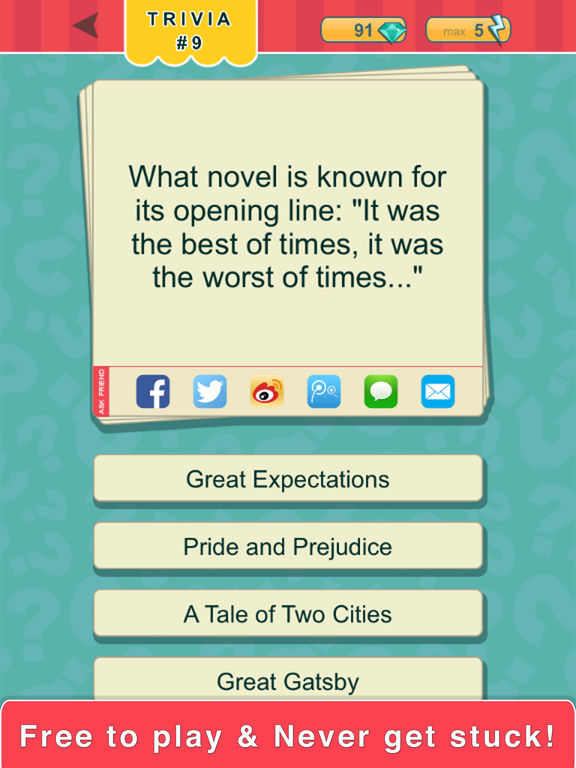 Trivia Quest™ Phrases - trivia questions screenshot 9