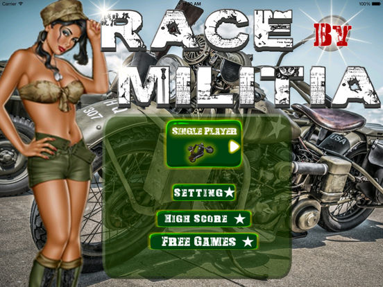 A Race By Militia Pro -  Drive Mountain screenshot 6