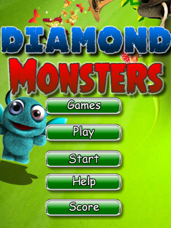 Diamond Monsters - Amazon Jewels Board PRO screenshot 6