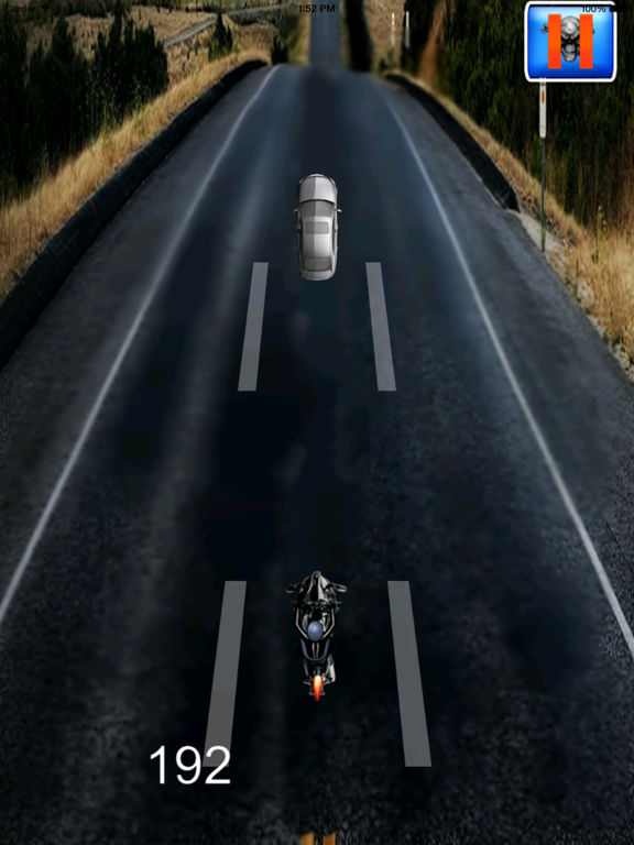 A Motorbike Highway In Speed - Powerful High Race Driving screenshot 10