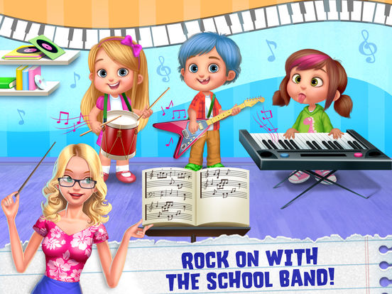 My Teacher - School Classroom Play & Learn screenshot 9