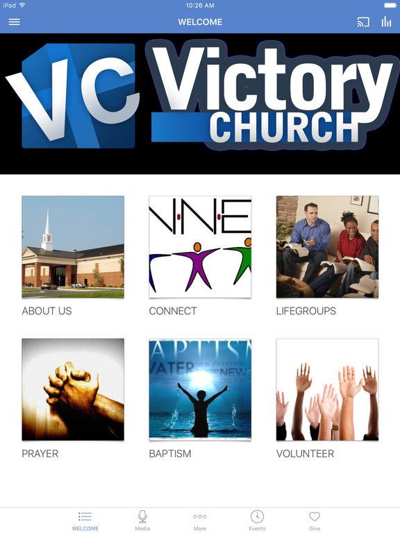 VICTORY CHURCH-WINCHESTER screenshot 4