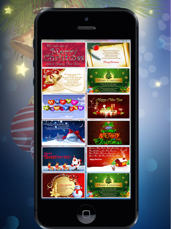 Christmas & Happy New Year Cards screenshot 6