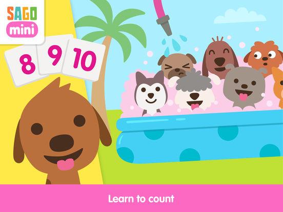 Sago Mini Puppy Preschool screenshot 6
