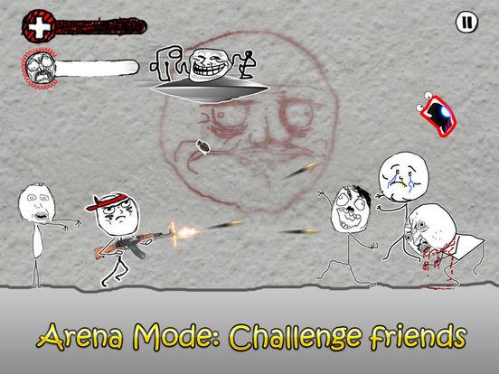 Rage Wars - Meme Shooter screenshot 10