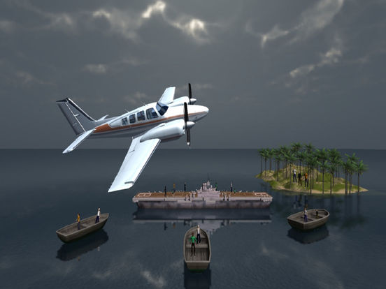 Airplane Rescue Mission 3D screenshot 4