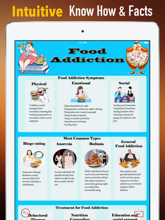 Food Addicts|Solutions Guide and Health Video screenshot 6