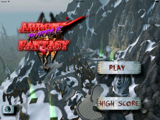 Arrow Purple Fantasy Pro - Best Archery Tournament Game screenshot 6