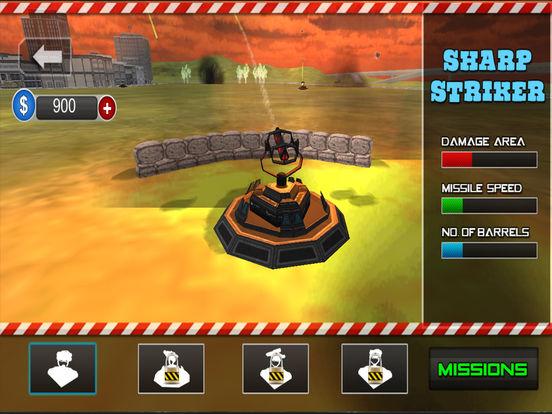 Missile Defence System : Sho-0t Gun-Ship Heli screenshot 6