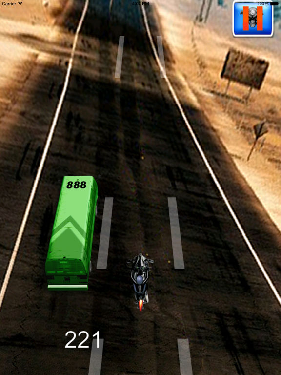 An Internal Energy Of Motorcyclists - Awesome Stunt Of Game screenshot 7