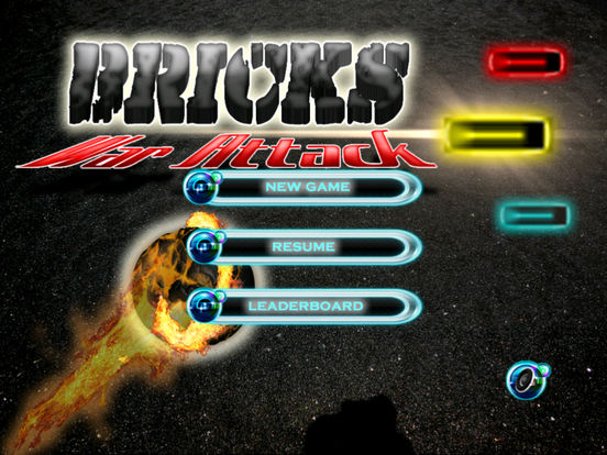 Bricks War Attack - Addictive Breakout Game screenshot 6