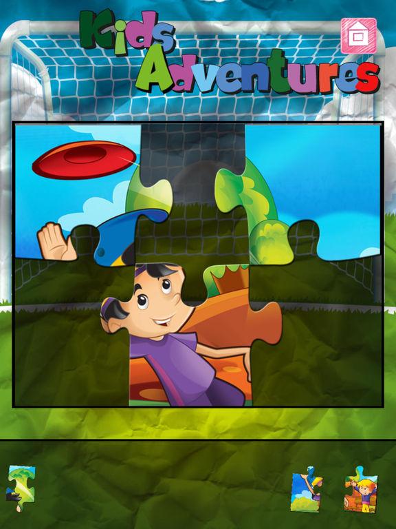 Kids Jigsaw puzzle (Premium) screenshot 9