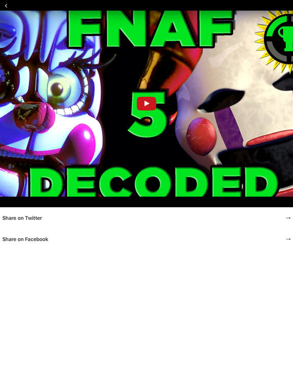 Cheats for FNAF Sister Location screenshot 9