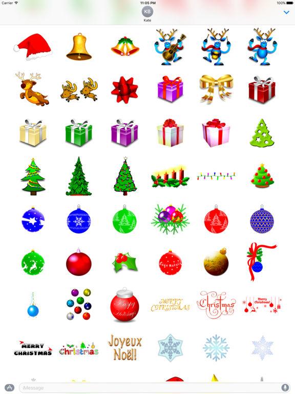 Merry Christmas • Stickers screenshot 7