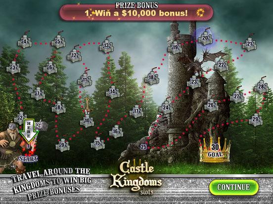Castle Kingdoms Dragon Reel Slots screenshot 7