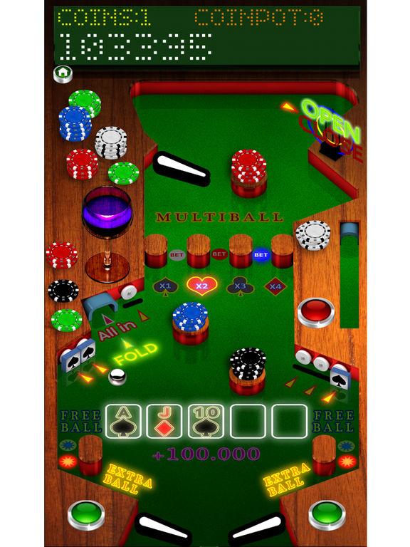 Pinball Poker FREE screenshot 8