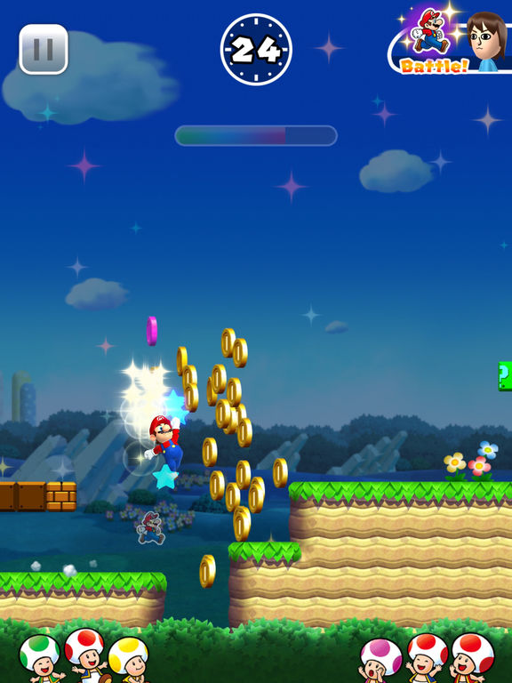 Super Mario Run screenshot 9